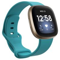 Sport Armbånd Til Fitbit Versa 3 - Mint