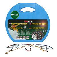 ProPlus snækæder til bildæk 2 stk. 12 mm KN100