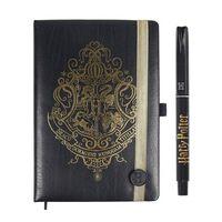 Harry Potter, Skrivesæt - Notesbog og Kuglepen