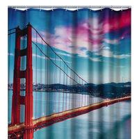RIDDER badeforhæng San Francisco 180x200 cm