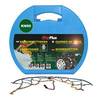 ProPlus snækæder til bildæk 2 stk. 12 mm KN90
