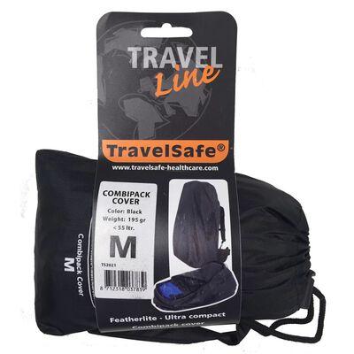 Travelsafe kombitaskeovertræk M TS2021, sort