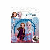 Frozen 2 / Frost 2, 5x Klistermærker