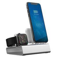 3 - 1 opladningsstation til iPhone, Apple Watch, AirPods