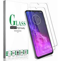 2X Skærmbeskytter i hærdet glas til Motorola one zoom