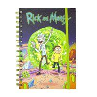 Rick and Morty, Notesblok