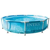 Intex pool Beachside metalstel 305x76 cm
