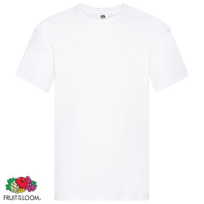 Fruit of the Loom originale T-shirts 10 stk. str. XL bomuld