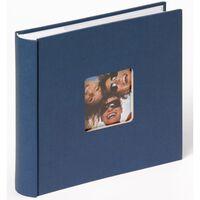 Walther Design fotoalbum Fun Memo 10x15 cm 200 billeder blå