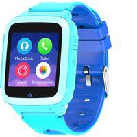 """Multifunktionel smartwatch 1,54 """"- blå"""