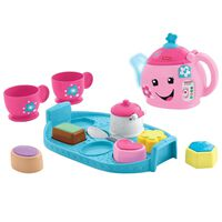 Fisher-Price, Laugh and Learn - Sweet Manners Tea Set