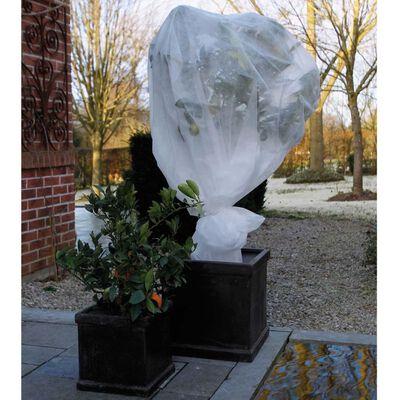 Nature frostdækken i fleece 30 g/m² 4x10 m hvid