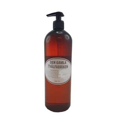 Victoria's Design Brusegel med pumpeflaske Rose / Rabarber 1000 ml