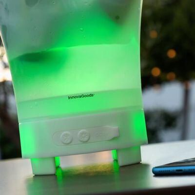 Sonice LED Isspand med Festhøjtaler