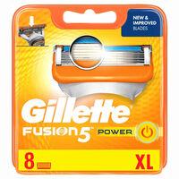 Barberblad Fusion Power 8-pack