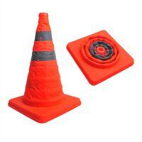 ProPlus sammenklappelig sikkerhedskegle 540320
