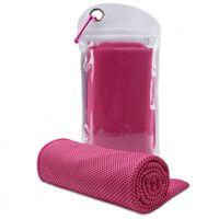 Superkølende håndklæde - Lyserød