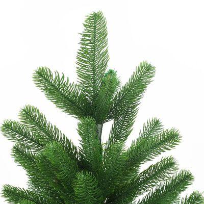 vidaXL kunstigt juletræ 210 cm grøn