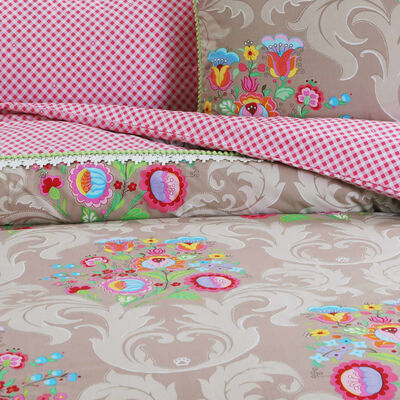 Happiness dynebetræk CURLY 140 x 200/220 cm