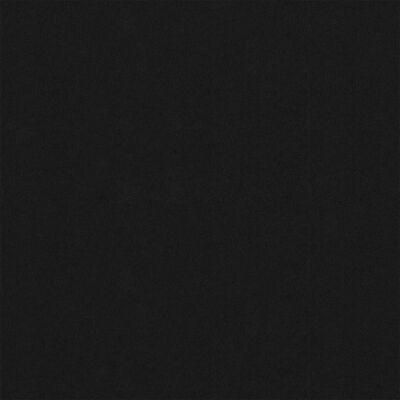 vidaXL altanafskærmning 120x600 cm oxfordstof sort