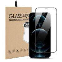 Hærdet Glasbeskytter Iphone 12 Pro Max Dækker Hele Skærmen