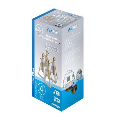 ProPlus Stabilisator stativ sæt I Aluminium 4 dele 360803