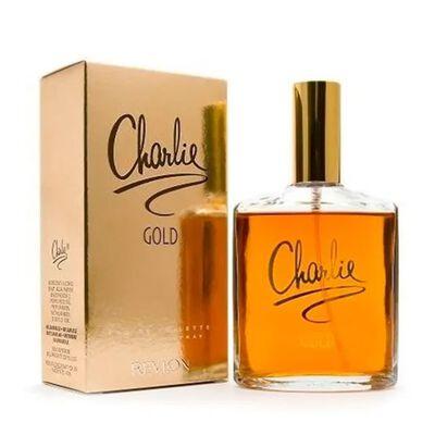 Revlon - REVLON CHARLIE GOLD edt vapo 100 ml