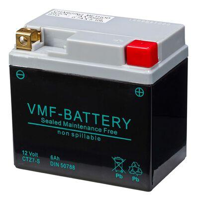 VMF Powersport AGM batteri 12 V 6 Ah FA YTZ7-S
