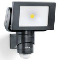 Steinel udendørs projektørlys sensorstyret LS 150 LED sort 052546