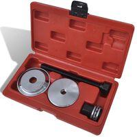 Værktøj  til lydisolerende klodser til Skoda, VW, Seat osv.