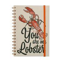 Friends, Notesbog - Lobster