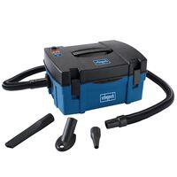 Scheppach transportabel støvsamler HD2P 1250 W 5906301901