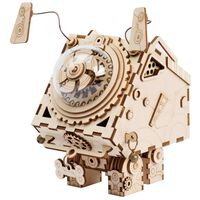 Robotime DIY-spilledåse steampunk Seymour