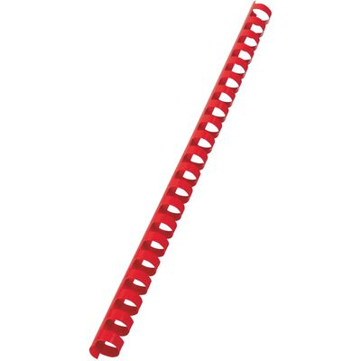 GBS indbindingsrygge CombBind 14 mm rød