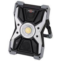 Brennenstuhl LED-projektør RUFUS genopladelig Bluetooth-højtaler 30W