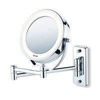 Beurer Oplyst kosmetikspejl BS59 sølv 584.10