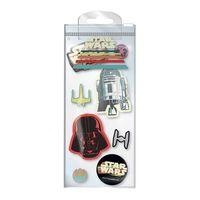 Star Wars, 8x Viskelædere