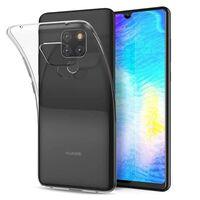 Huawei Mate 20 - Transparent silikonecover