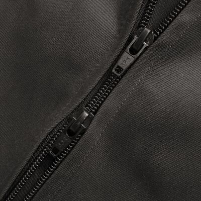 vidaXL overalls til mænd str. XXL grå
