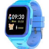 2g Smartwatch Med Gps Og Sos-funktion Blå