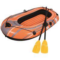 Bestway oppusteligt bådsæt Kondor 1000 Set 155 x 93 cm 61078