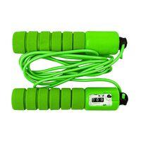 Sjippetov med automatisk tæller, Grøn