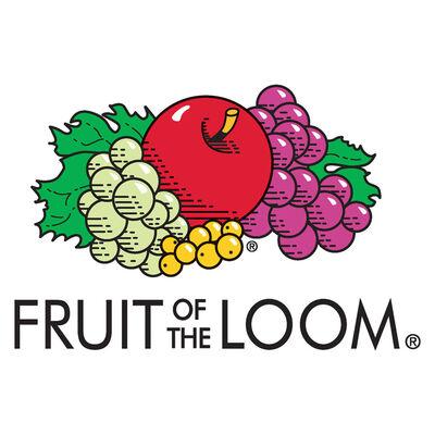 Fruit of the Loom originale T-shirts 5 stk. str. 3XL bomuld sort