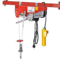 vidaXL elektrisk hejseværk 1000 W 400/800 kg