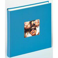 Walther Design fotoalbum Fun 30x30 cm 100 sider havblå