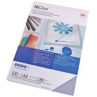 GBC indbindingsomslagssæt HiClear A4 150 mikrometer
