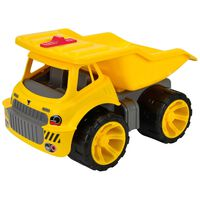 BIG Power-Worker stor lastbil med tippelad