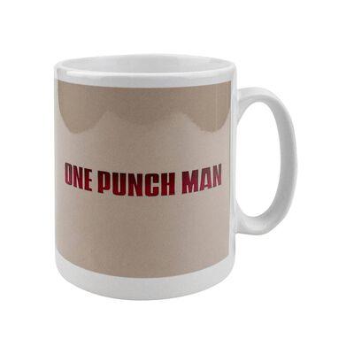 One Punch Man, Krus - Saitamas ansigt