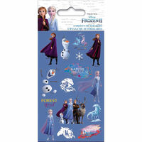 Frozen 2 / Frost 2, 90x Klistermærker