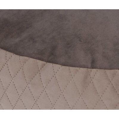 Kerbl kæledyrspude 60x18 cm brun og gråbrun